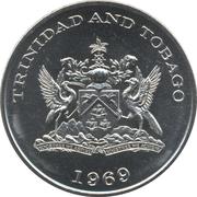 1 Dollar - Elizabeth II (FAO) -  obverse