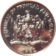 10 Cents (Independence) – obverse