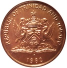 5 Cents (Independence) – obverse