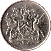 10 Cents - Elizabeth II – obverse