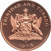 1 Cent - Elizabeth II -  obverse