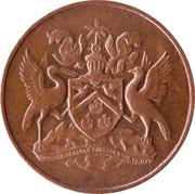 1 Cent - Elizabeth II – obverse