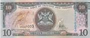 10 Dollars (With black bars) – obverse
