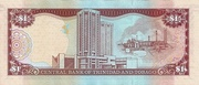 1 Dollar (With black bars) – reverse
