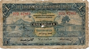 1 Dollar - George VI – obverse