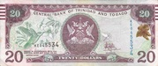 20 Dollars (With black bars) – obverse