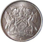 25 Cents - Elizabeth II (Independence) – obverse