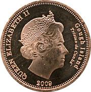 2 Pence - Elizabeth II (4th portrait; Gough Island) – obverse