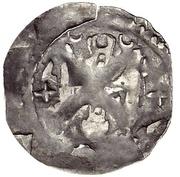 1 Pfennig - Friedrich and hugo I. – obverse