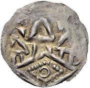 1 Pfennig - Hugo I. – obverse