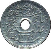 10 Centimes - Muhammad VIII -  obverse