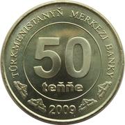 50 Teňňe -  reverse