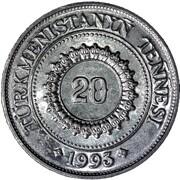 20 Teňňe – reverse