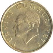 10 Bin Lira -  obverse