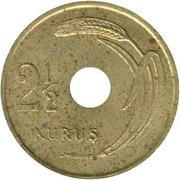 2½ Kuruş – reverse