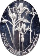 7 500 000 Lira (Iris pamphylica) -  reverse