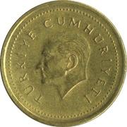 5000 Lira -  obverse
