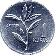 1 Kuruş (FAO) – reverse