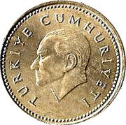 2500 Lira -  obverse