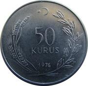 50 Kuruş -  reverse