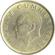 50 Lira -  obverse