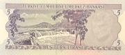 5 Lira -  reverse