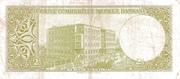 2½ Lira – reverse