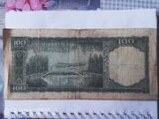 100 Lira – reverse
