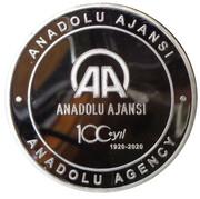 20 Lira (Anadolu Agency) – reverse