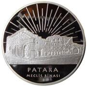 20 Lira (Ancient City of Patara) – reverse