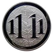20 Lira (Breath for the Future nr. 3) – reverse