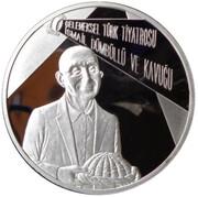 20 Lira (Ismail Hakkı Dümbüllu) – reverse