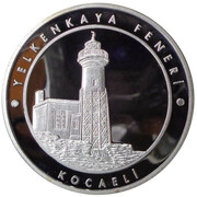 20 Lira (Yelkenkaya Lighthouse) – reverse