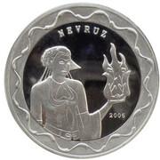 25 New Lira (Newyear) – reverse