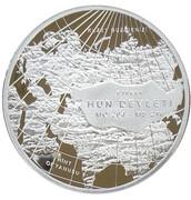 20 Lira (The Hun Empire) – reverse