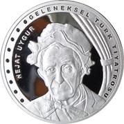 20 Lira (Nejat Uygur) – reverse