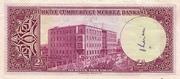 2½ Lira (Purple reverse) -  reverse