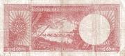 """10 Lira (Without """"SERİ""""; Red reverse) – reverse"""
