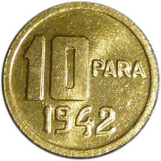 10 Para – reverse