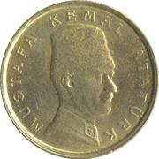100 000 Lira -  reverse