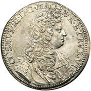 ½ Piastra - Cosimo III – obverse