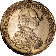 1 Francescone - Pietro Leopoldo – obverse