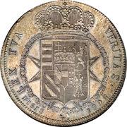 1 Francescone - Ferdinando III – reverse