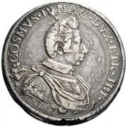 1 Piastra - Cosimo II – obverse
