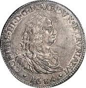 1 Piastre - Cosimo III – obverse