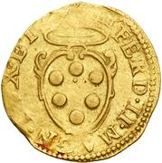 1 Doppia - Ferdinand II – obverse