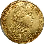 2 Doppie - Ferdinando II – obverse