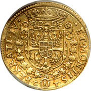 2 Doppie - Ferdinando II – reverse