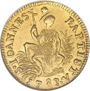 1 Ruspone - Pietro Leopoldo – reverse