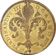 1 Ruspone - Ferdinando III – obverse